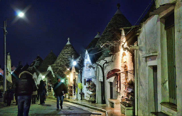 Light Festival ad Alberobello