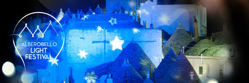 light festival alberobello