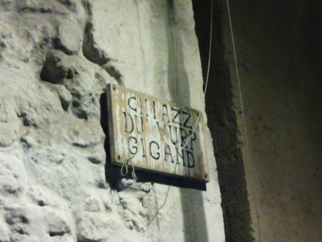 Chiazz du vurp gigand a Taranto