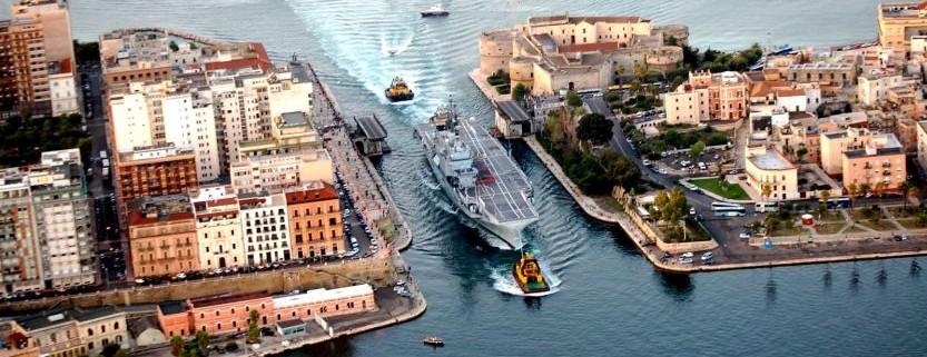 Taranto alto