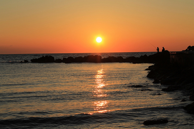 tramonti in puglia