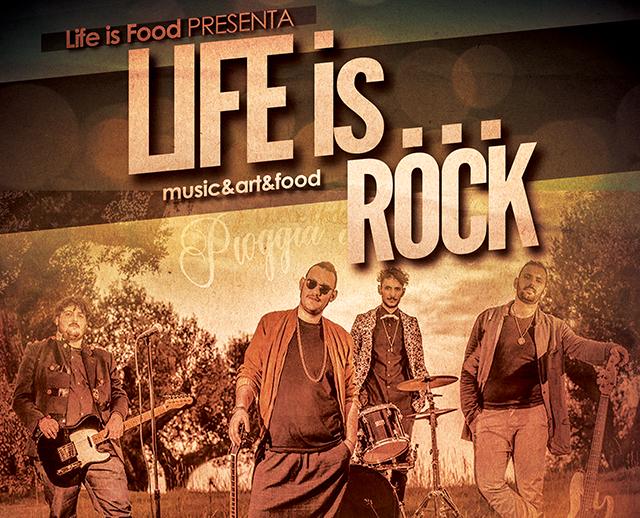 life is rock