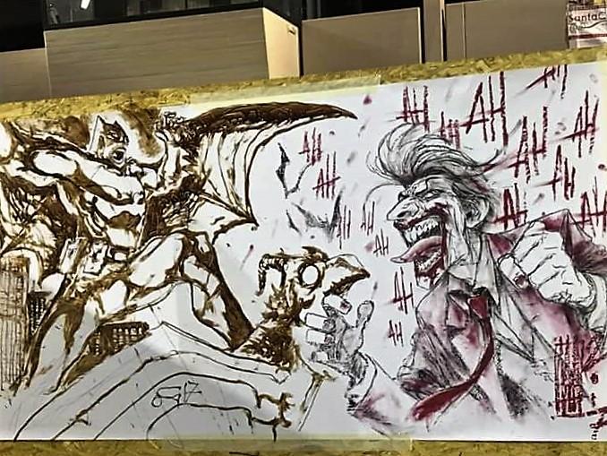 Estemporanea di Carmine Di Giandomenico e Alessandro Vitti
