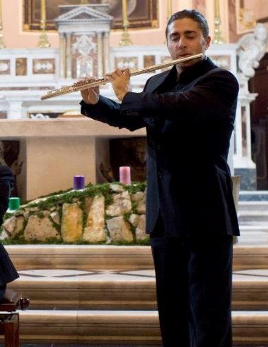 flute recital di daniele palmisano